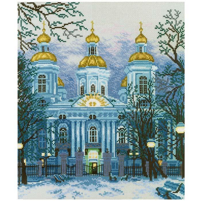 刺繍キット RTO M136 Cathedral St. Petersburg   クロスステッチ キット
