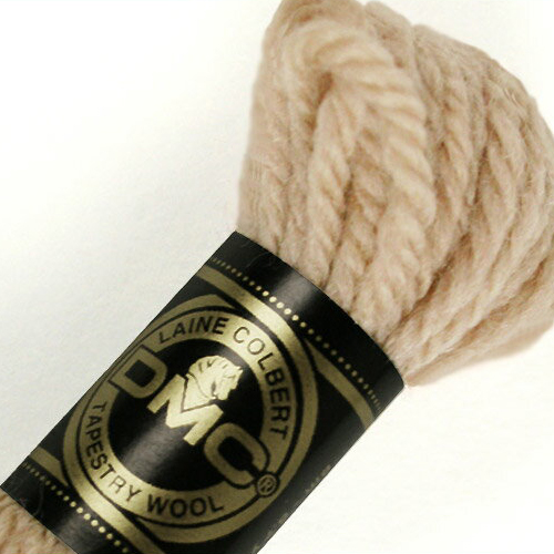dmc 4番 タペストリーウール 7520 ブラウン グレー系 ウール刺しゅう糸 ウール刺繍 刺しゅう糸 DMC エム ディー ウール糸 タペストリー糸 往復送料無料 刺繍糸 ニードルポイント シー お得クーポン発行中 DMCの糸 ししゅう糸