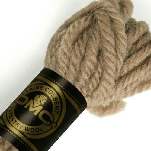 dmc 4番 タペストリーウール 7509 ブラウン グレー系 ウール刺しゅう糸 ウール刺繍 刺しゅう糸 DMC ししゅう糸 エム 直輸入品激安 DMCの糸 ウール糸 刺繍糸 いつでも送料無料 シー ニードルポイント タペストリー糸 ディー