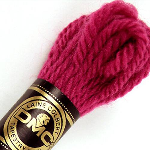 dmc 4番 タペストリーウール 7210 レッド ピンク系 毎日激安特売で 営業中です ウール刺しゅう糸 ウール刺繍 刺しゅう糸 売れ筋 DMC シー エム ウール糸 DMCの糸 ディー ししゅう糸 タペストリー糸 ニードルポイント 刺繍糸
