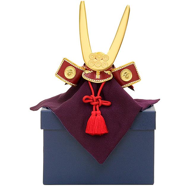 五月人形 5月人形 兜 端午の節句 子供の日 ミニ 真田幸村 新作 限定品 G135