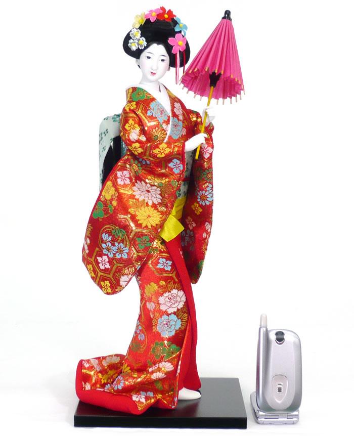 【日本人形】【J020】日本人形10号【舞妓】【新作】【秀光】【限定品】【楽ギフ_のし】