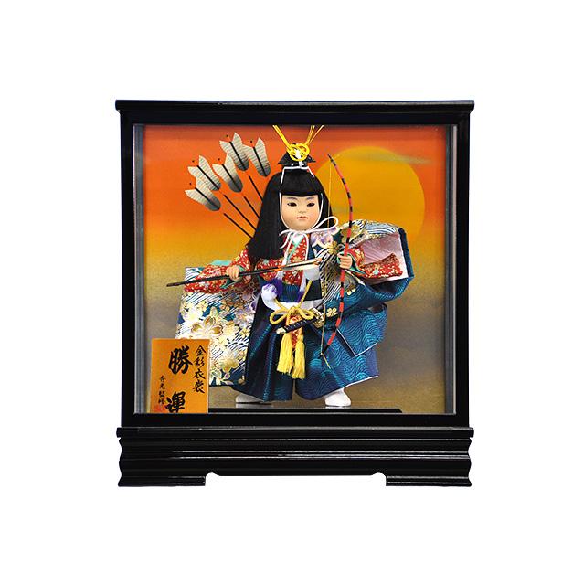 五月人形 5月人形 2020年 手作り 初節句 送料無料コンパクト ミニケース 舞踊人形 新作 秀光 限定品 目玉商品 カッコイイ 買得 お得 人気 ランキング P95306