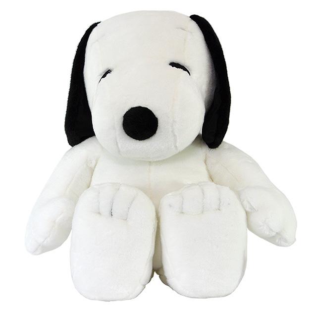 【N130】ぬいぐるみスヌーピー スタンダード3Lボリューム満点!ピーナッツのビーグル犬SNOOPY【秀光】