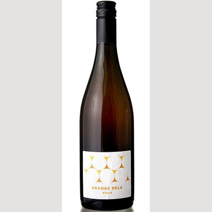 ※送料無料ワインと一緒に購入されてもシステム上 送料が無料にならない場合がありますが 店舗にて変更をさせていただきますのでご安心ください ORANGE DELA 甕仕込み 大阪フジマルワイナリー 限定価格セール 自然派ワイン ワイン 日本ワイン ギフトワイン 期間限定特価品 ナチュラルワイン オレンジワイン 国産ワイン
