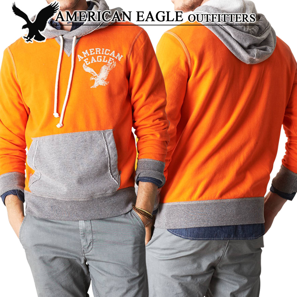 shushubiz | Rakuten Global Market: American Eagle mens Hoodie ...