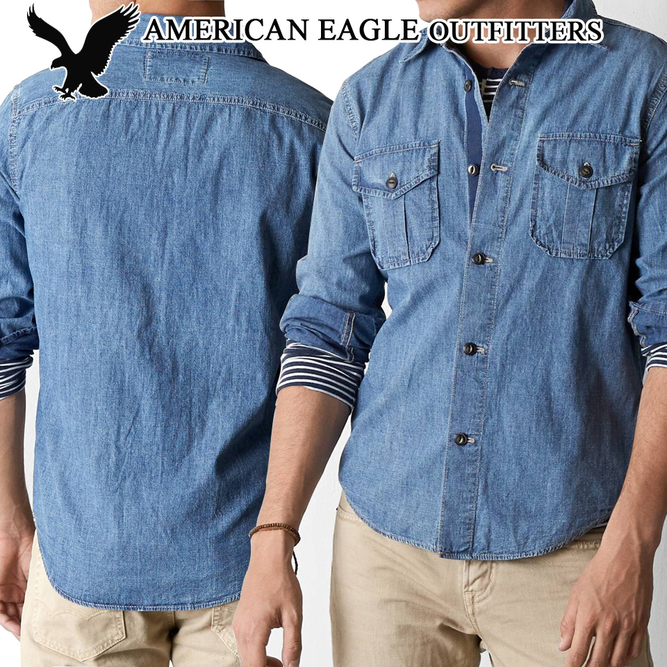 174ed2d3 There is the size that is big to a gift more than American eagle men  vintage ...