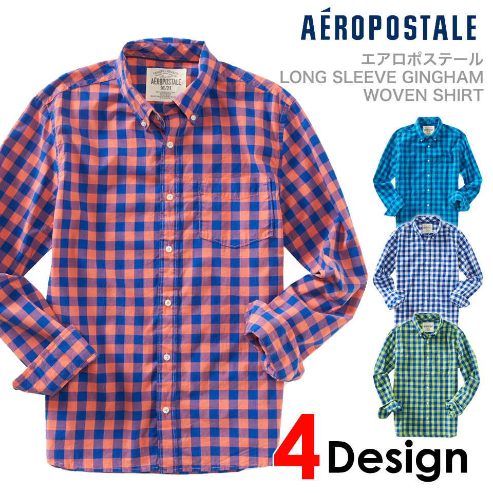 shushubiz   Rakuten Global Market: Four colors of AEROPOSTALE ...