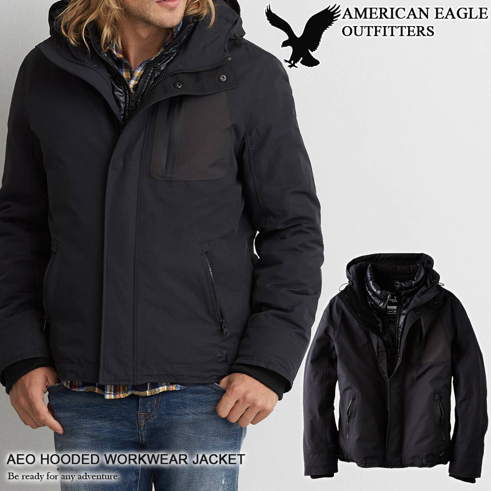 American Eagle Winter Coat - Tradingbasis