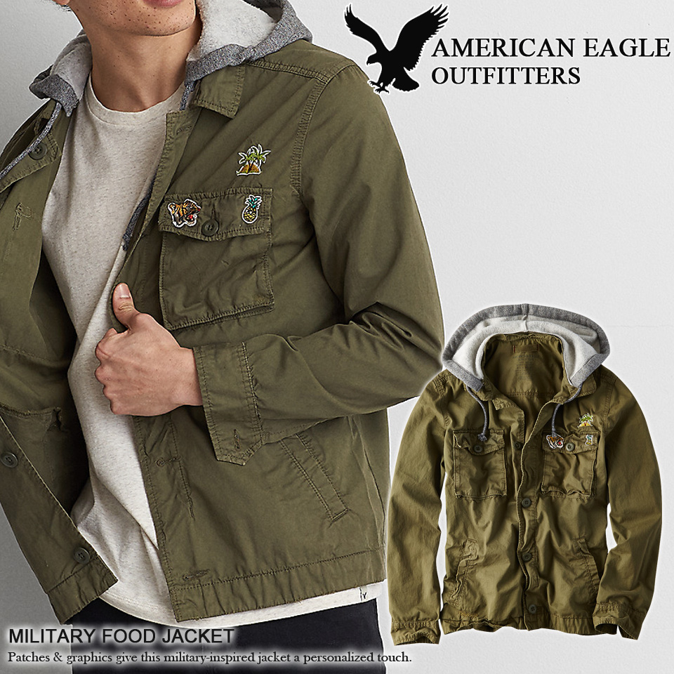 Aeo Er Jacket Is One Of Our Favorite Pieces Based On Military Style
