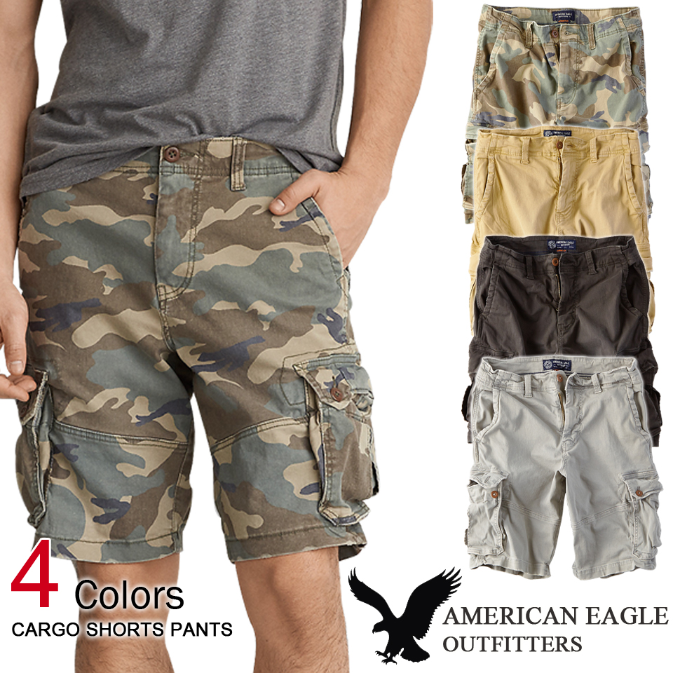 4baaff6199de □There is the size that is big to a men s cool gift more than American  eagle men cargo short pants (four colors) 10