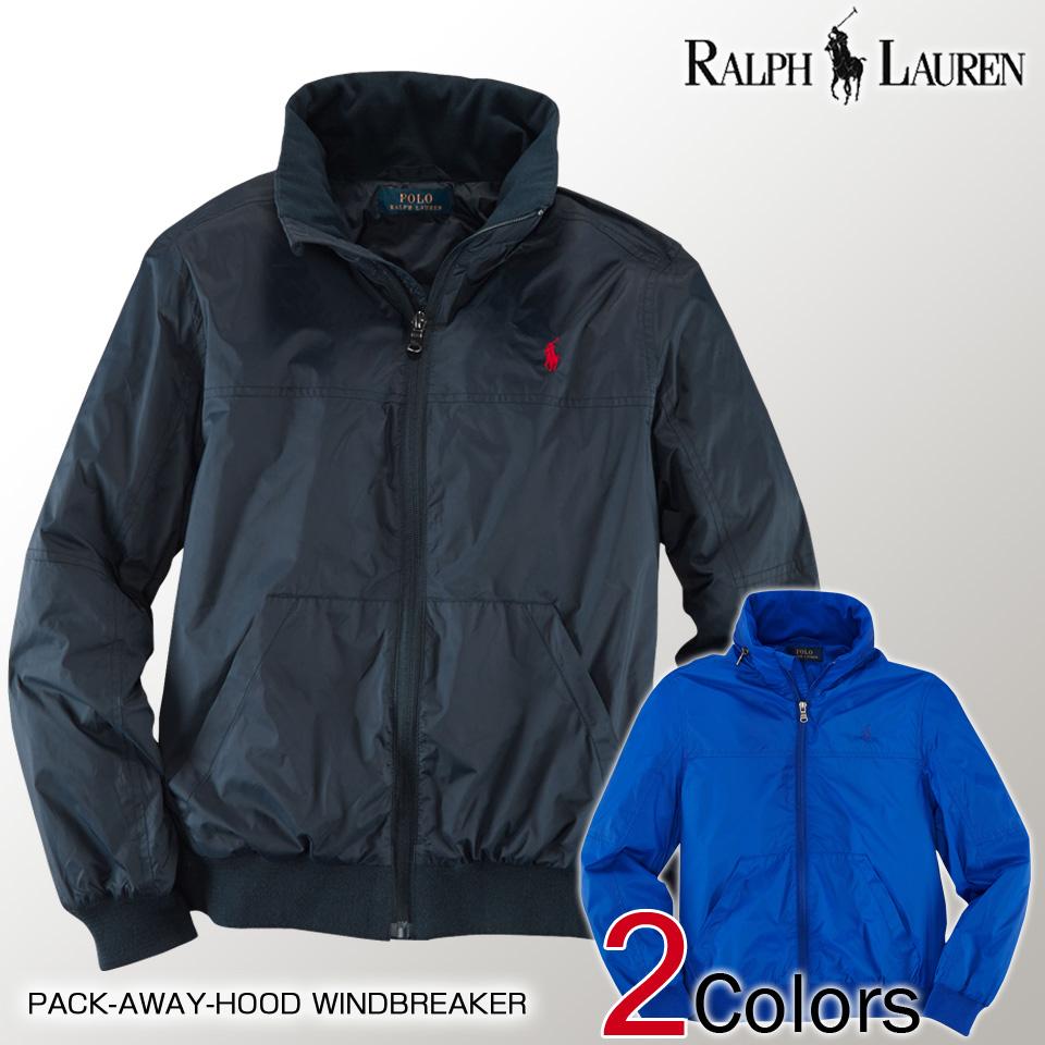 7e58319fa Polo Ralph Lauren boys tip embroidery jacket outerwear PACK-AWAY-HOOD  WINDBREAKER 2-color POLO RALPH LAUREN (71048996) lucky5days more than  10,800 yen.