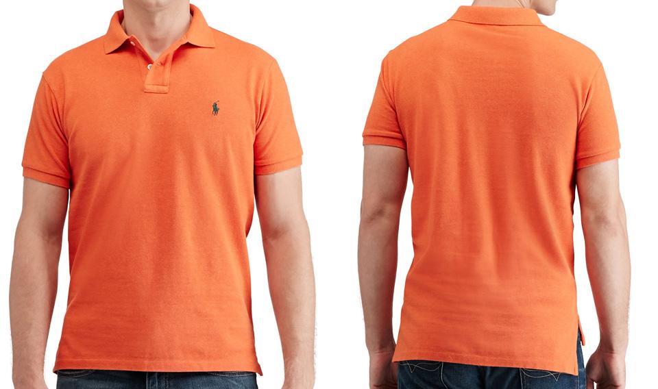 ... ?Polo Ralph Lauren men fawn short sleeves polo shirt Custom-Fit Mesh  Polo Shirt ...
