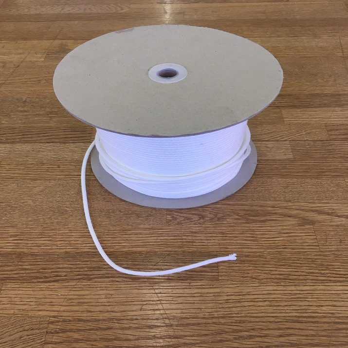 クレモナ金鋼ロープ(12打)直径6mm(300mボビン巻き)