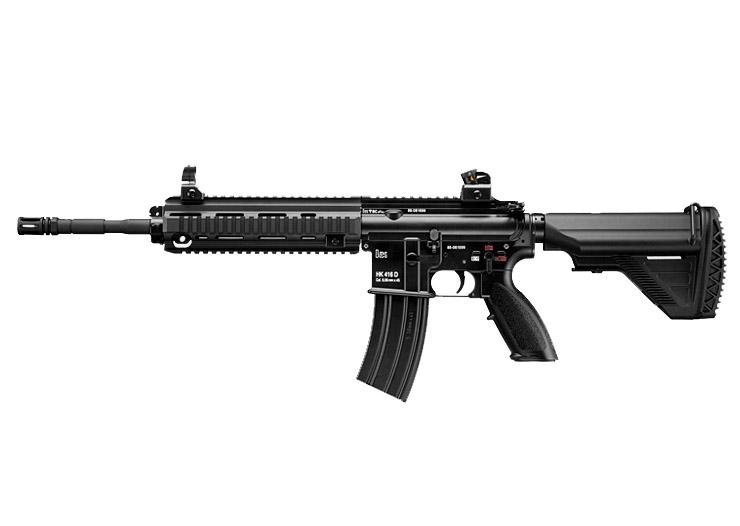 【すぐに遊べる】東京マルイ HK416D【バッテリーセット】