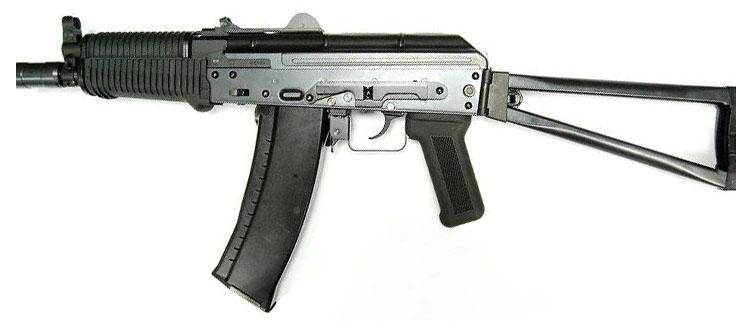 WE ガスブローバック AK74UN