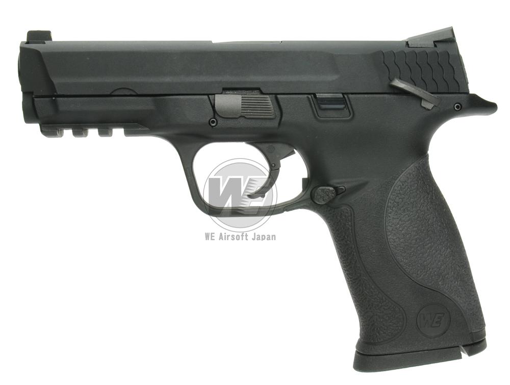 WE M&P ブラック (フル/セミオートVer)