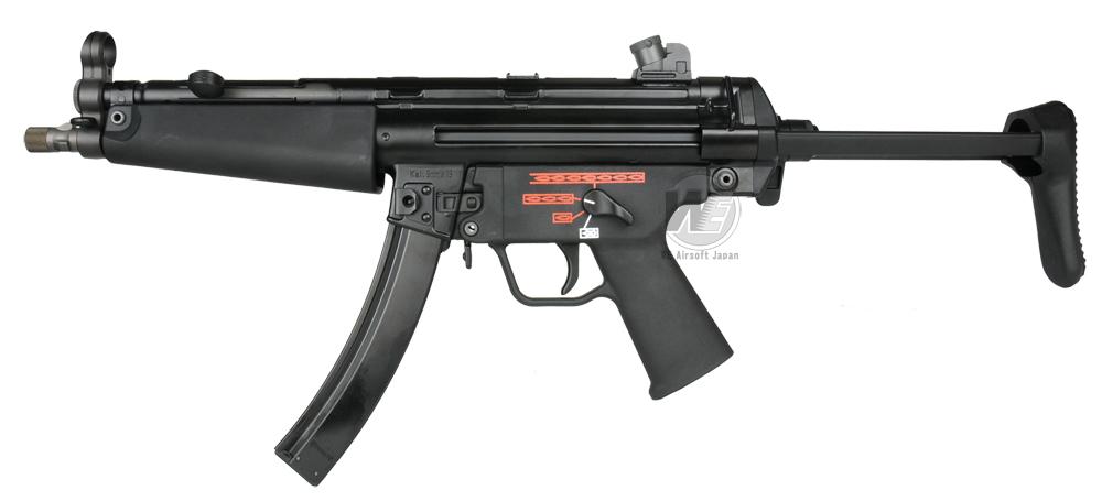 WE MP5A5