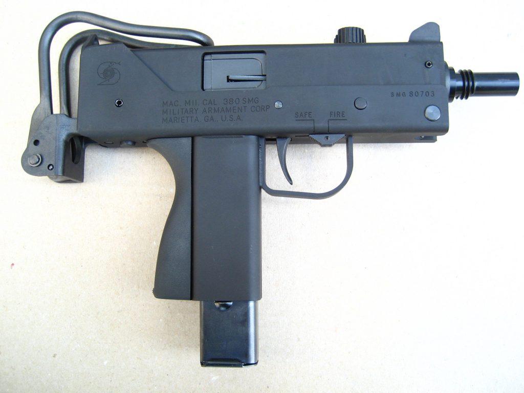 CAW(マイズファクトリー) MGCリバイバル INGRAM M-11 コンプリートモデル サプレッサー付きセット