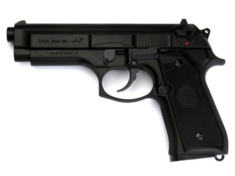 マルシン M92F Dolphin ブラック ヘビーウェイト 発火式モデルガン