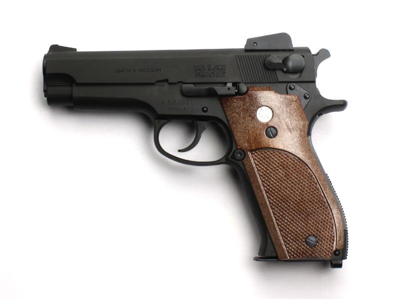 マルシン 発火式モデルガン Smith&Wesson M439 ブラック ヘビーウェイト