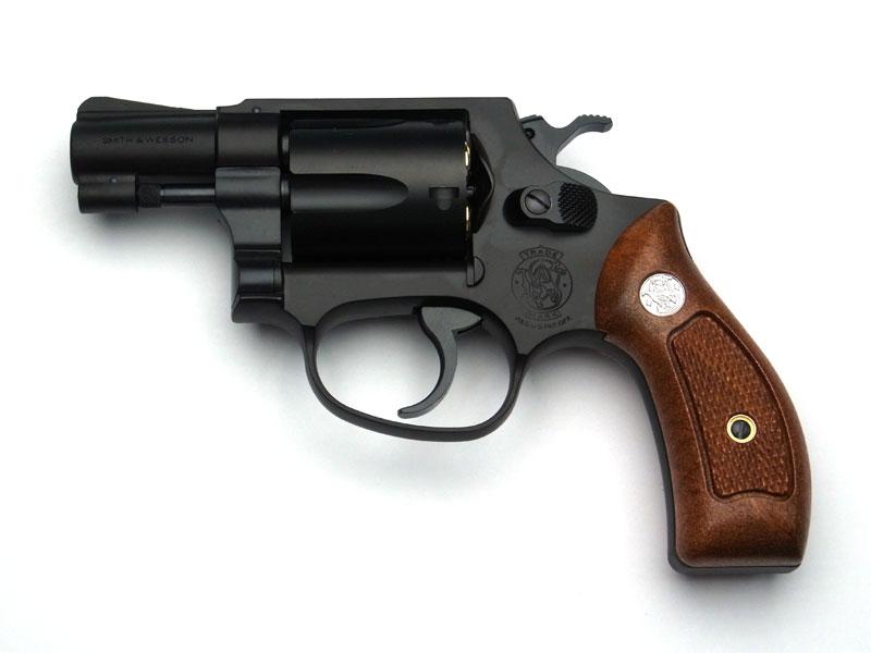 タナカ Smith&Wesson M36 2インチ ヘビーウェイト Ver2