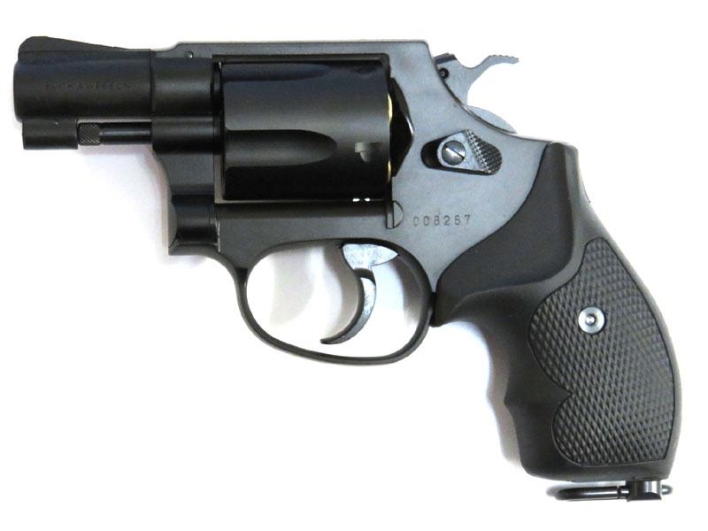 タナカ Smith&Wesson M37 J-Police Airweight 2インチ ヘビーウェイト Ver2