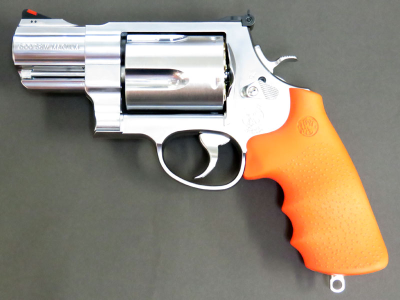 タナカ Smith&Wesson M500 2 3/4インチ エマージェンシーサバイバル ABSシルバー