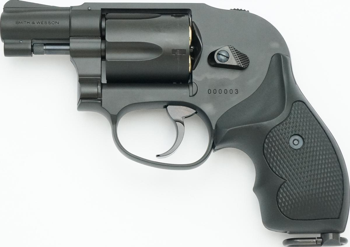 タナカ Smith&Wesson M38 Bodyguard Airweight J-Police ヘビーウェイト Ver2