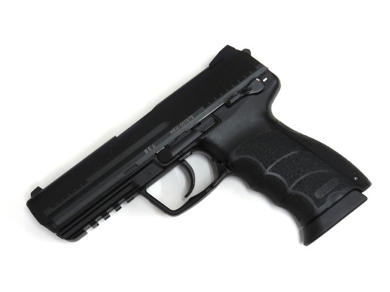 東京マルイ ガスブローバックガン HK45 アルミスライドカスタム ブラック