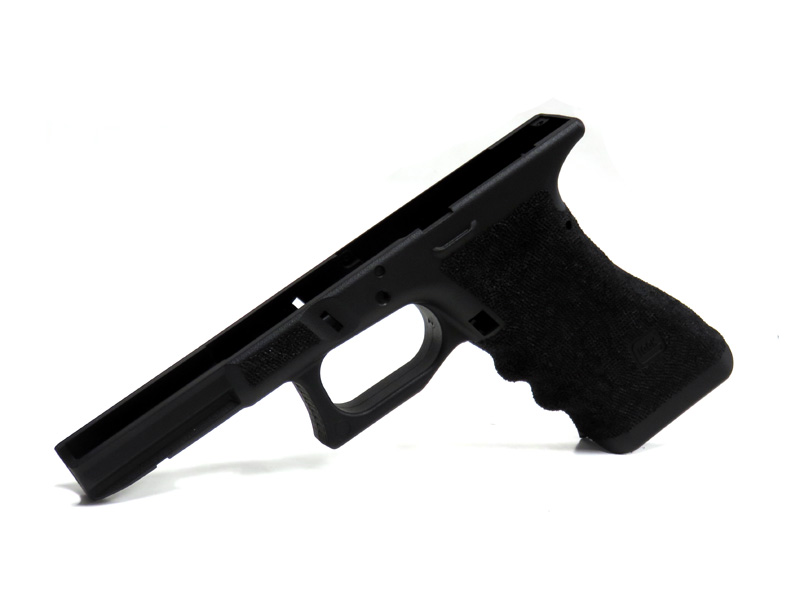 SIDEARMS 東京マルイ Glock17,18C用 TaranTacticalInovationsスタイル ステップリングフレーム ブラック