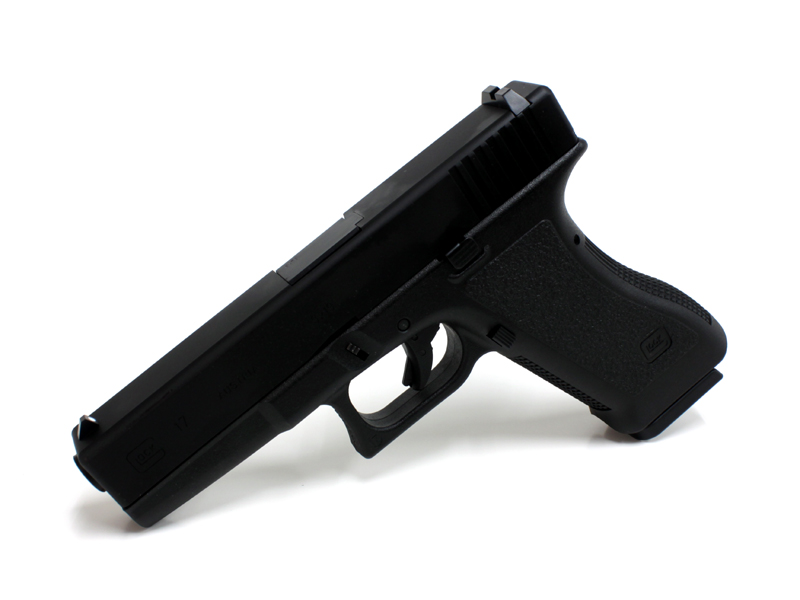 SIDEARMSカスタム 東京マルイ ガスブローバックガン Glock17 Gen2フレームカスタム USAバージョン