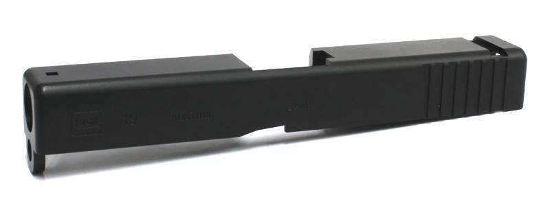 SIDEARMS KJ WORKS Glock19 ABS純正スライド リアル刻印仕様