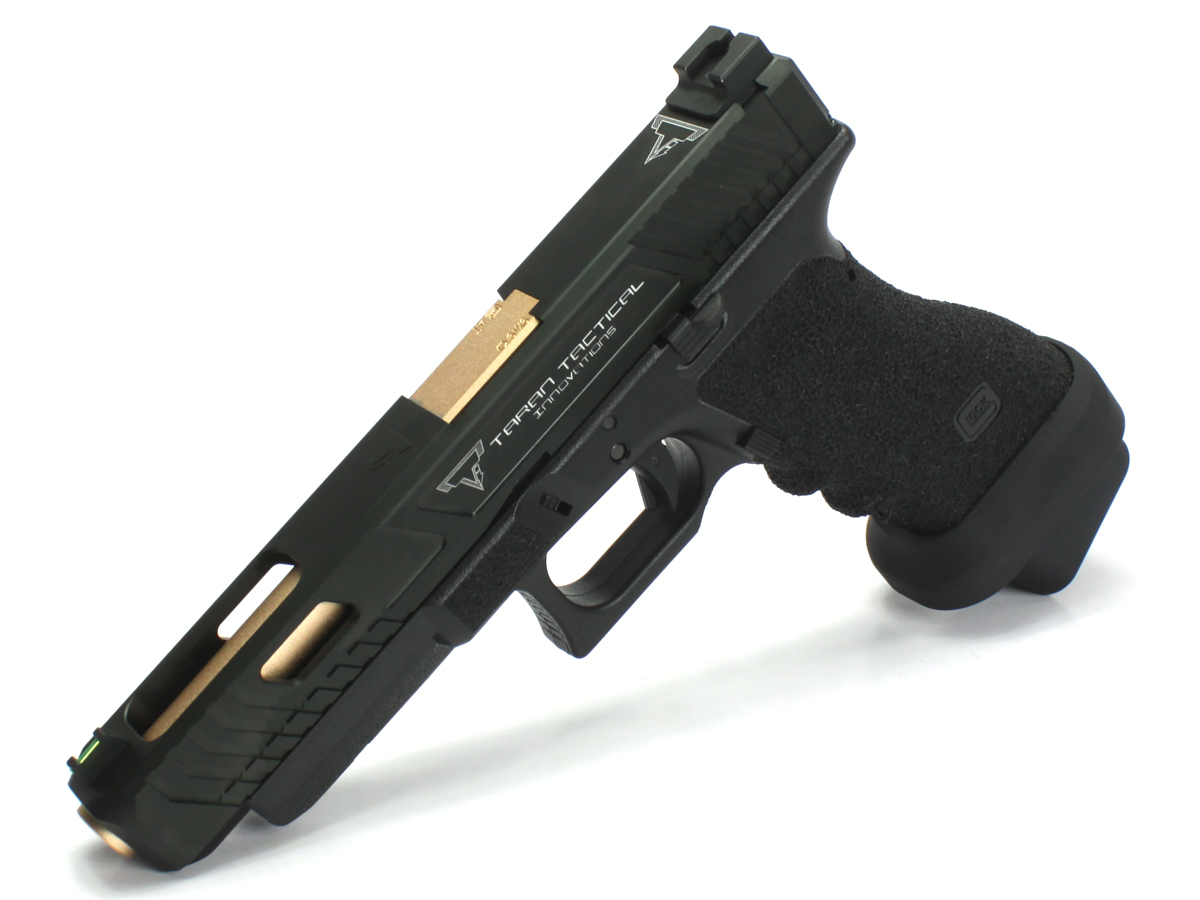 SIDEARMSカスタム 東京マルイ Glock34 TTI JOHN WICK2カスタム
