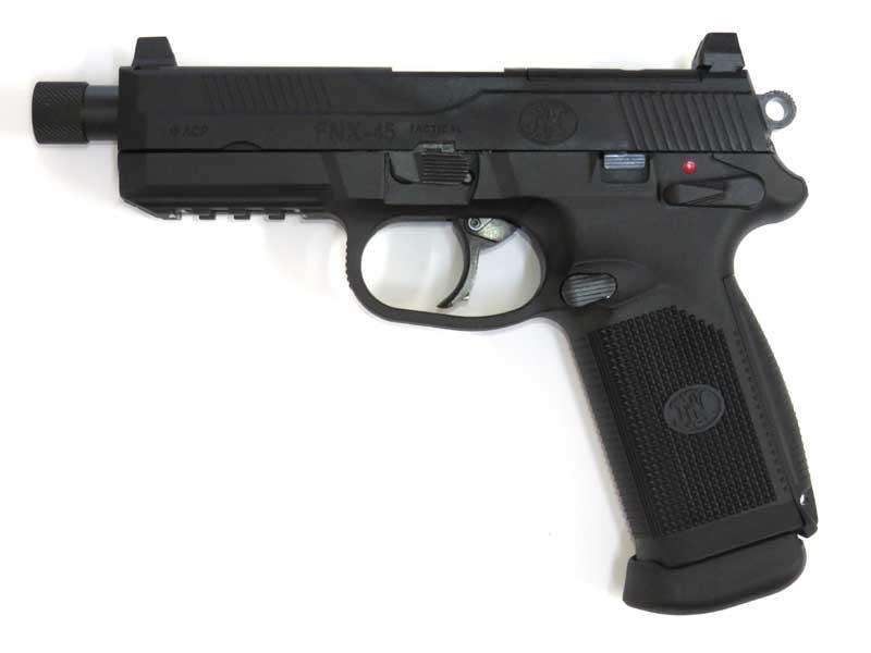サイバーガン FNX-45 Tacticalブラック