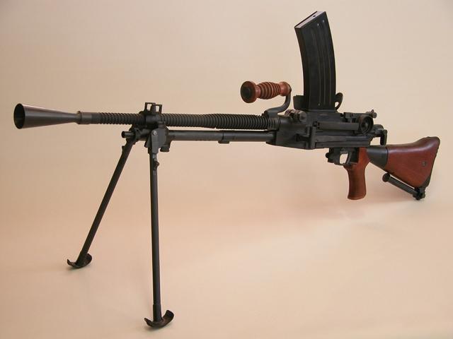 K.T.W 九九式軽機関銃