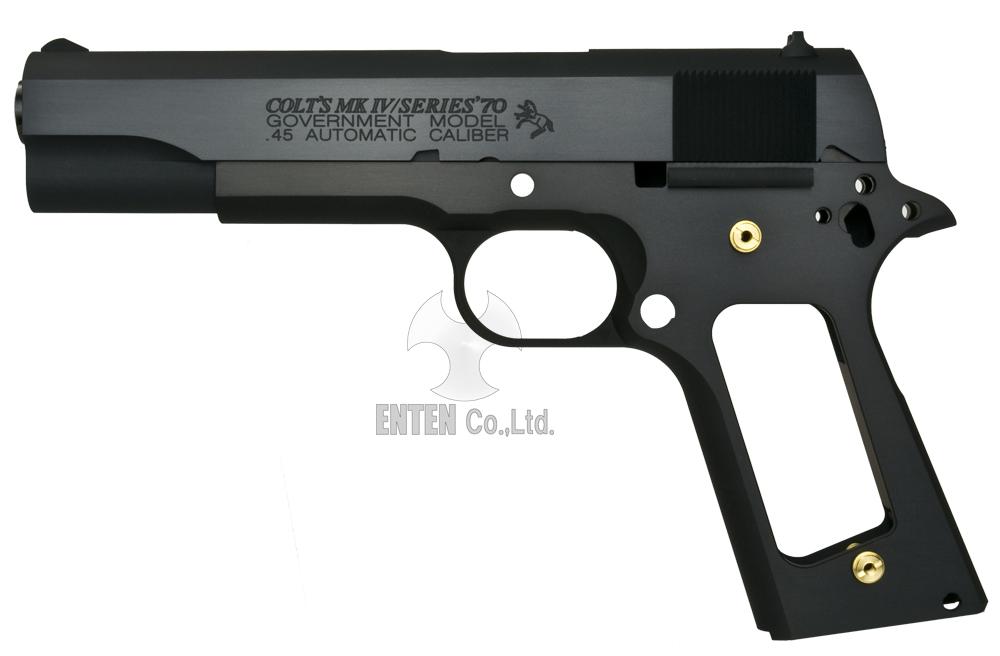 NOVA Colt シリーズ70 アルミ削り出し コンバージョンキット ブラック 2015バージョン