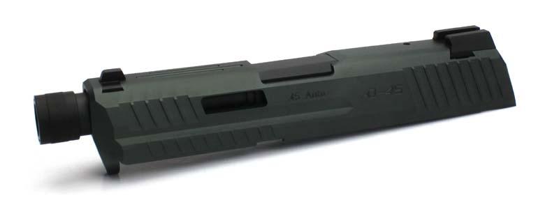 NOVA UMAREX HK45CT対応 Arcenal Democracy HK45CT カスタムスライドセット