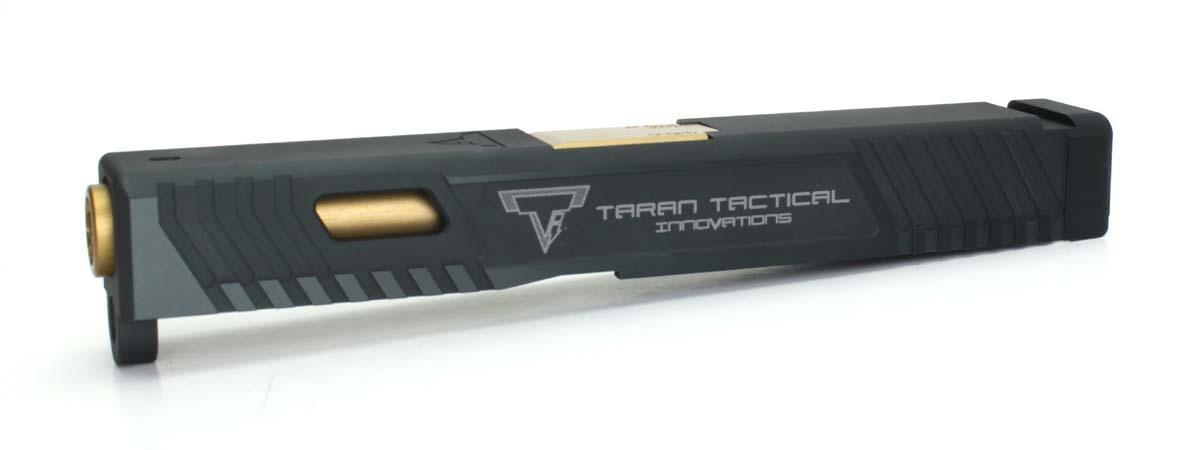 NOVA 東京マルイ Glock19専用 TTI Glock19 COMBAT MASTER カスタムスライド