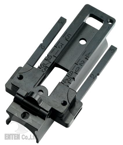 PRIME タナカ 九九式短小銃/長小銃(ガスガン)共用 スチール削り出し照尺