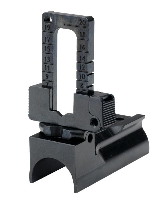 PRIME タナカ 三八式騎兵銃(ガスガン)用 スチール削り出し照尺