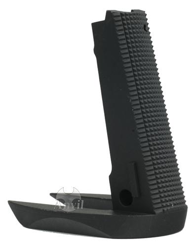 Anvil 東京マルイ M1911A1シリーズ対応LAビッカースタイプマグウエルハウジングブラック