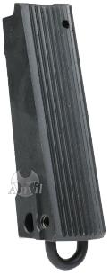 Anvil 東京マルイ M1911A1シリーズ対応ランヤードリング付ストレートハウジングセレーション