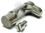 Anvil WA M1911A1シリーズ対応 WAサイズ ステンレスマガジンキャッチ チェッカー