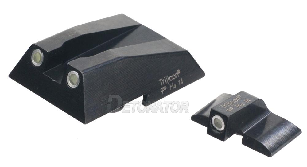 供DETONATOR东京丸井HK45使用的Trijicon HK-11型钢网站安排