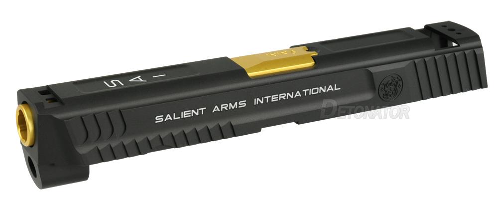 DETONATOR 東京マルイ M&P9用 M&P9 Salient Arms Tier2 4.25inch カスタムスライド
