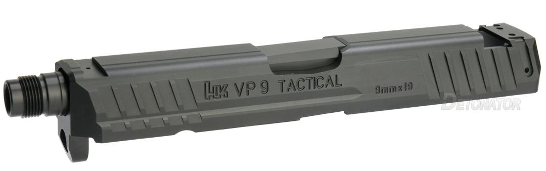 DETONATOR UMAREX/VFC HKVP9対応 アルミ削り出しVP9 TACTICAL スライドセット