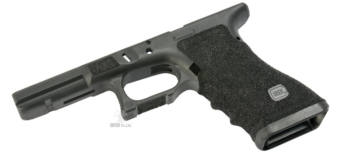 GunsModify 東京マルイ Glock17,18C,22,34対応 Gen3 フレーム ZEV TECHタイプ ステップリングあり