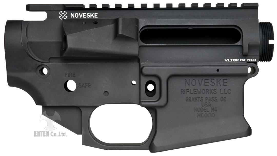 ANGRY GUN WE M4シリーズ対応 Noveske N4 Gen.3 アッパー&ロアレシーバー【大特価】