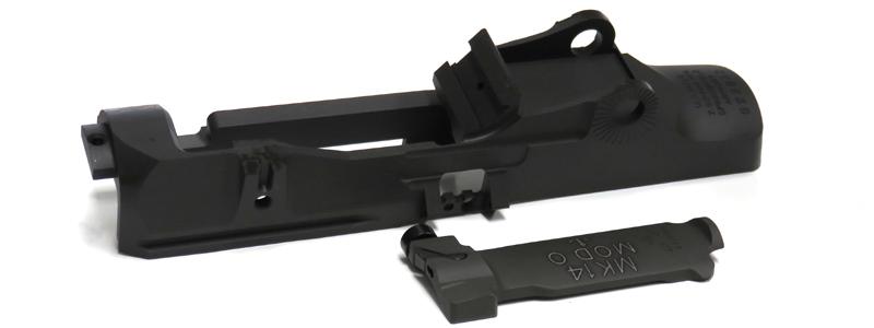 RA-TECH WE M14ガスブローバックシリーズ用 スチールレシーバーセット SFA マーキング 2015バージョン